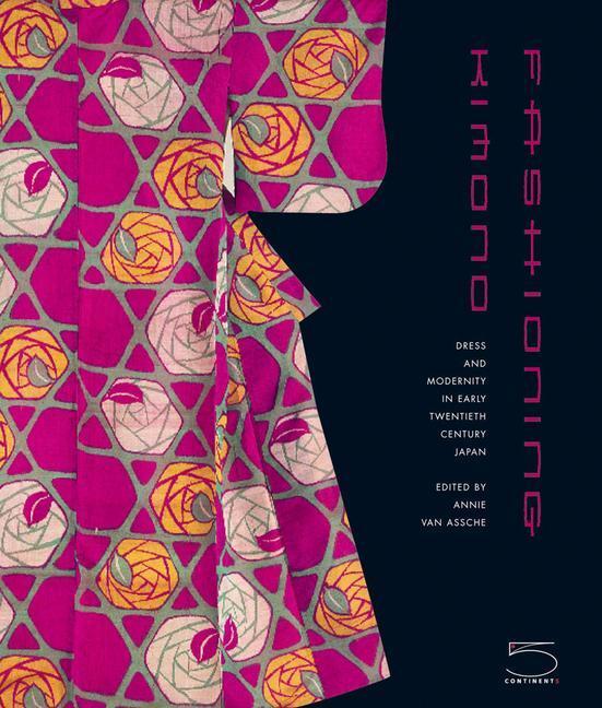 Fashioning Kimono als Buch (gebunden)