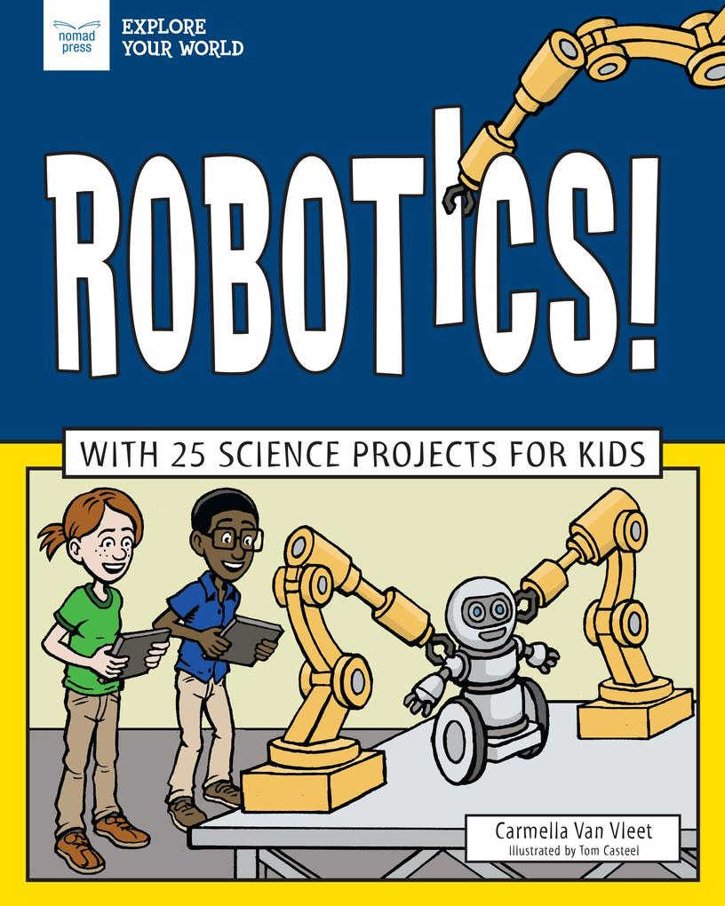 Robotics! als eBook epub