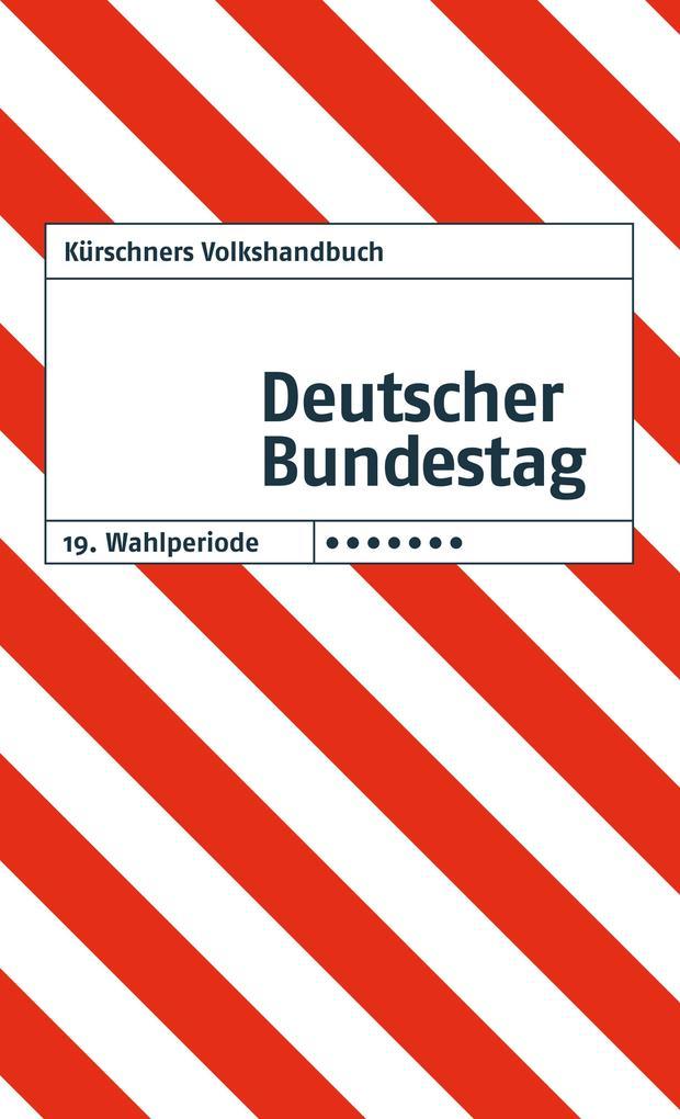 Kürschners Volkshandbuch Deutscher Bundestag als eBook pdf
