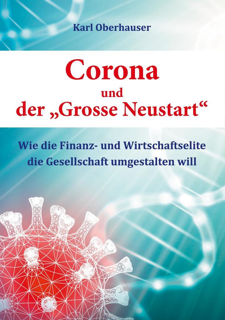 """Corona und der """"Grosse Neustart"""" als Buch (kartoniert)"""