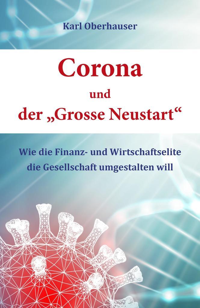 """Corona und der """"Grosse Neustart"""" als eBook epub"""