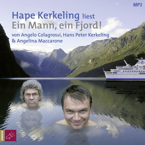 Ein Mann, ein Fjord als Hörbuch CD