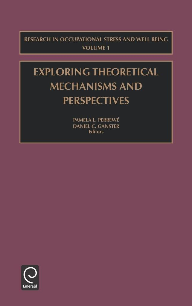 Exploring Theoretical Mechanisms and Perspectives als Buch (gebunden)