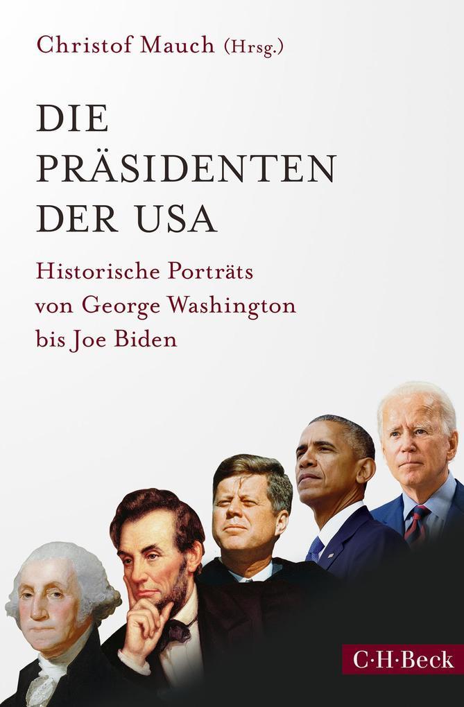 Die Präsidenten der USA als eBook epub