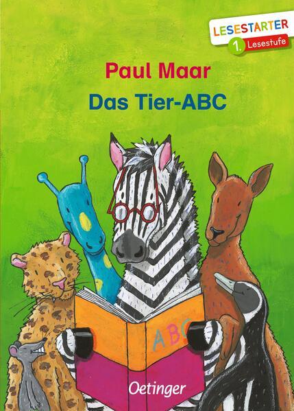Das Tier-ABC als Buch (gebunden)