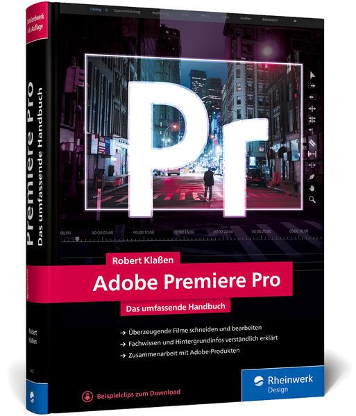 Adobe Premiere Pro als Buch (gebunden)