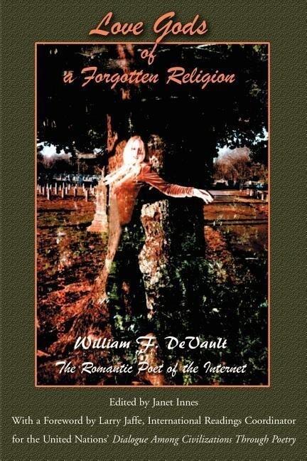 Love Gods of a Forgotten Religion als Taschenbuch