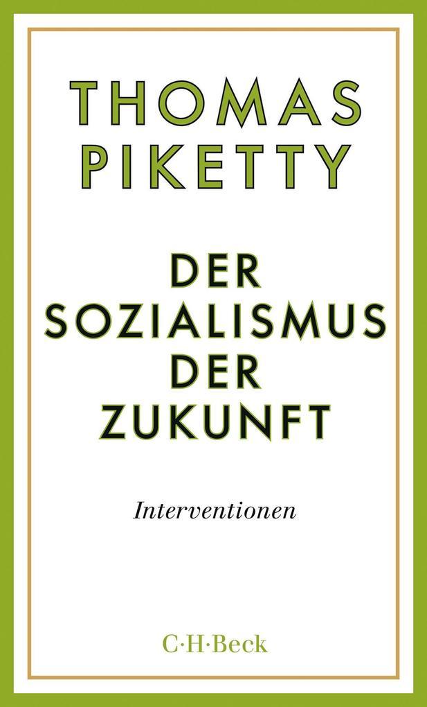Der Sozialismus der Zukunft als Buch (kartoniert)