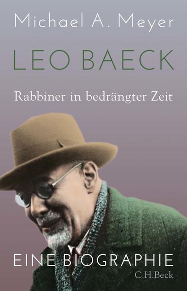Leo Baeck als Buch (gebunden)