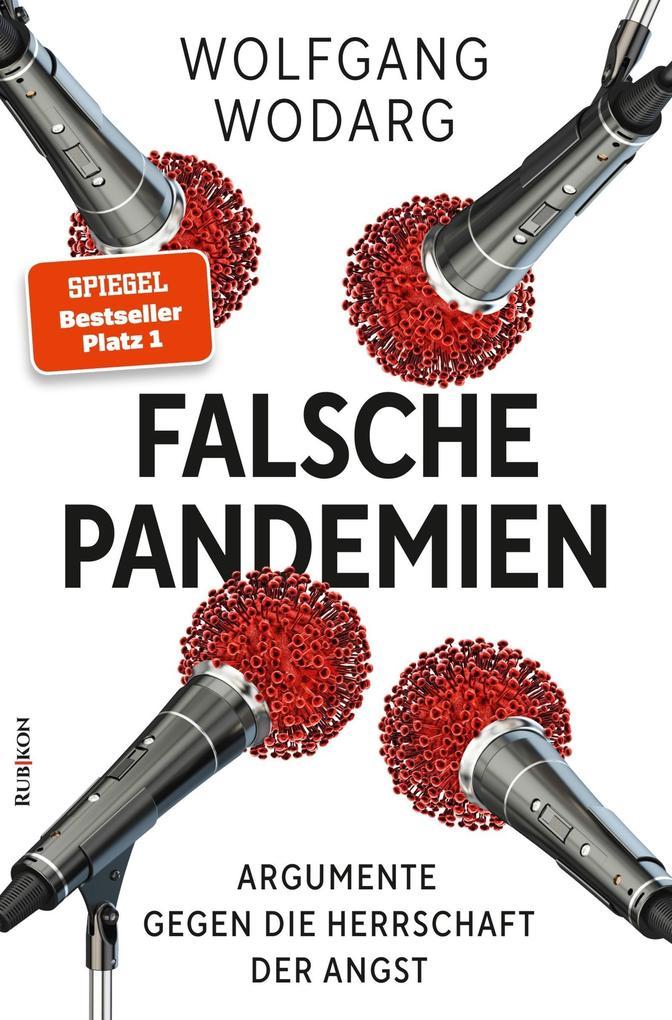 Falsche Pandemien als eBook epub