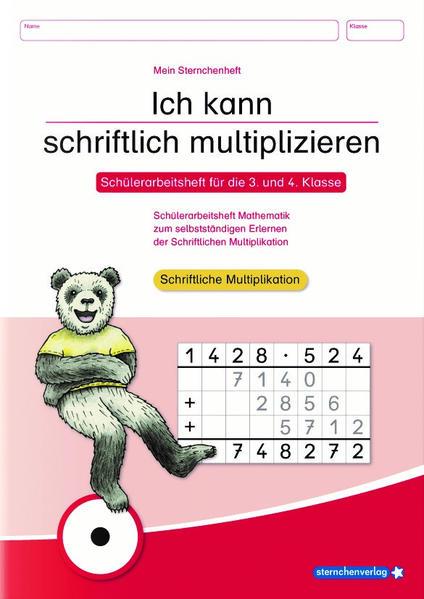 Ich kann schriftlich multiplizieren als Buch (kartoniert)