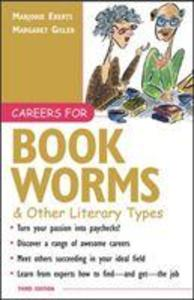 Careers for Bookworms & Other Literary Types als Taschenbuch