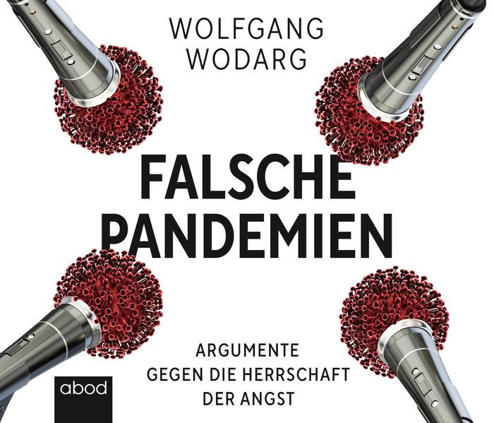 Falsche Pandemien als Hörbuch CD