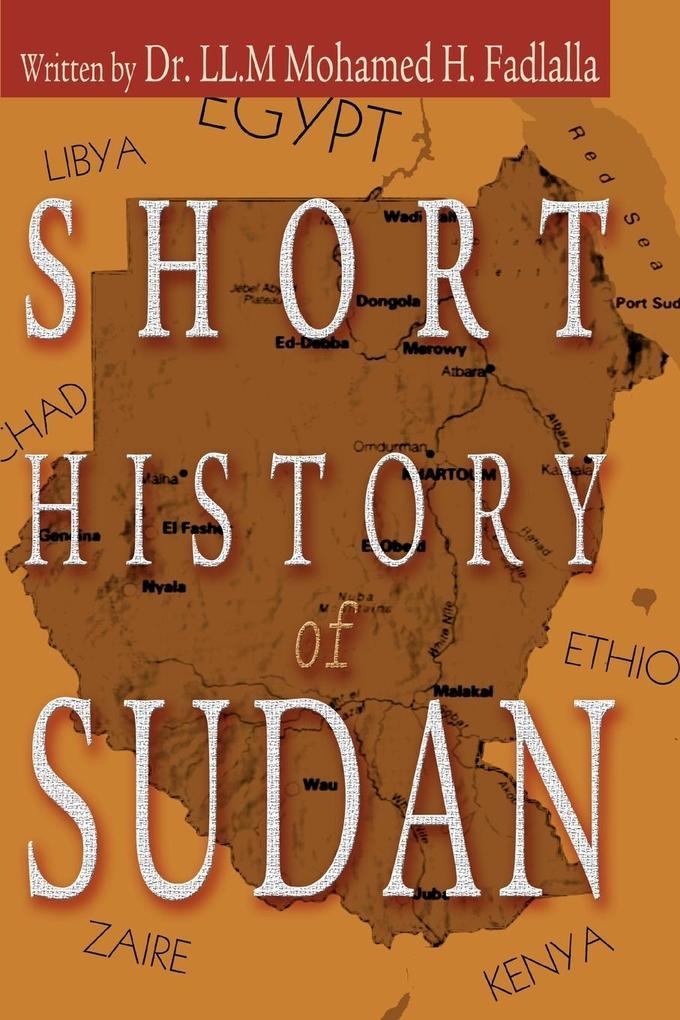 Short History of Sudan als Taschenbuch