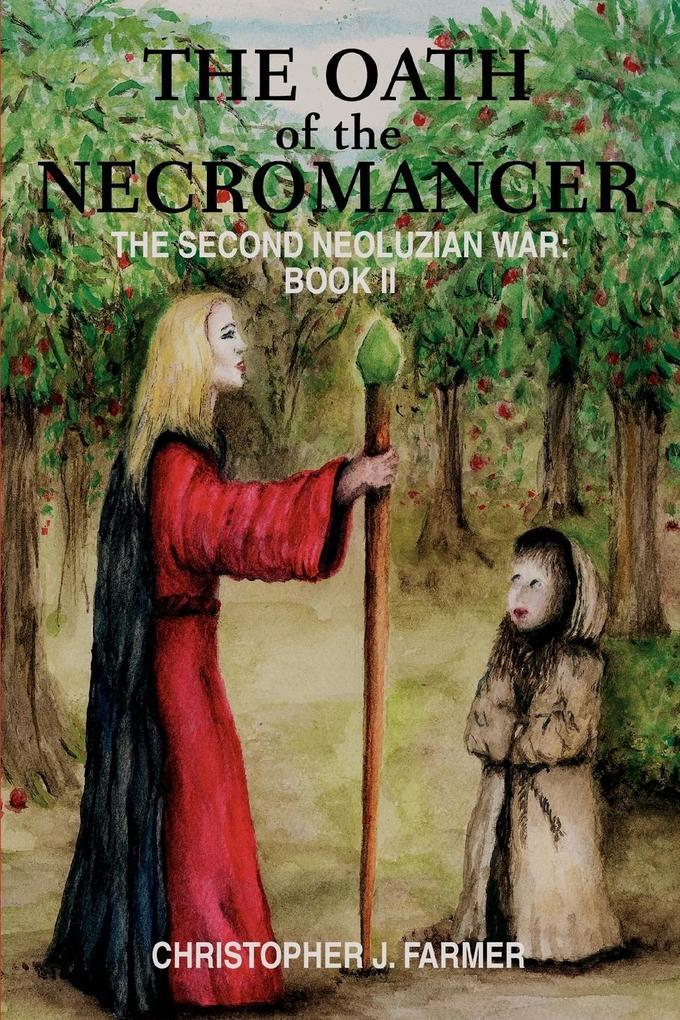 The Oath of the Necromancer als Taschenbuch