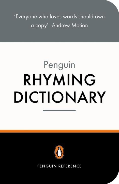 The Penguin Rhyming Dictionary als Taschenbuch
