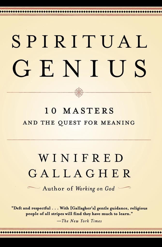 Spiritual Genius als Taschenbuch