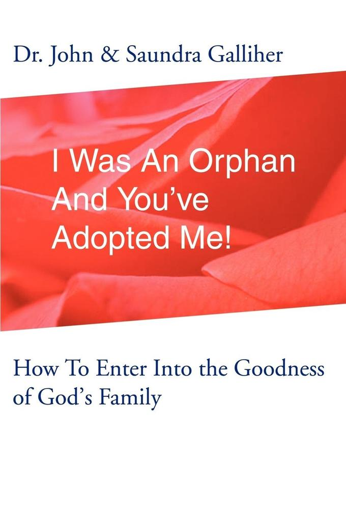 I Was an Orphan and You've Adopted Me! als Taschenbuch