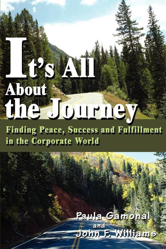 It's All About the Journey als Taschenbuch