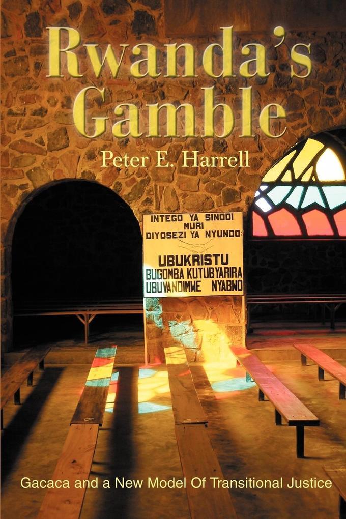Rwanda's Gamble als Taschenbuch