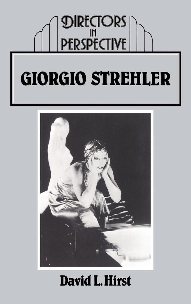 Giorgio Strehler als Buch (gebunden)