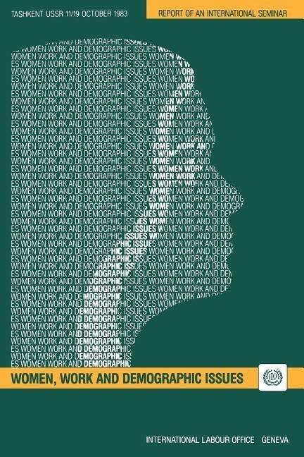 Women, work and demographic issues als Taschenbuch