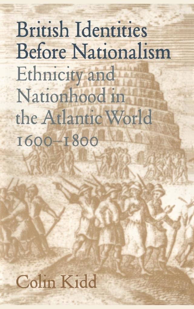 British Identities Before Nationalism als Buch (gebunden)