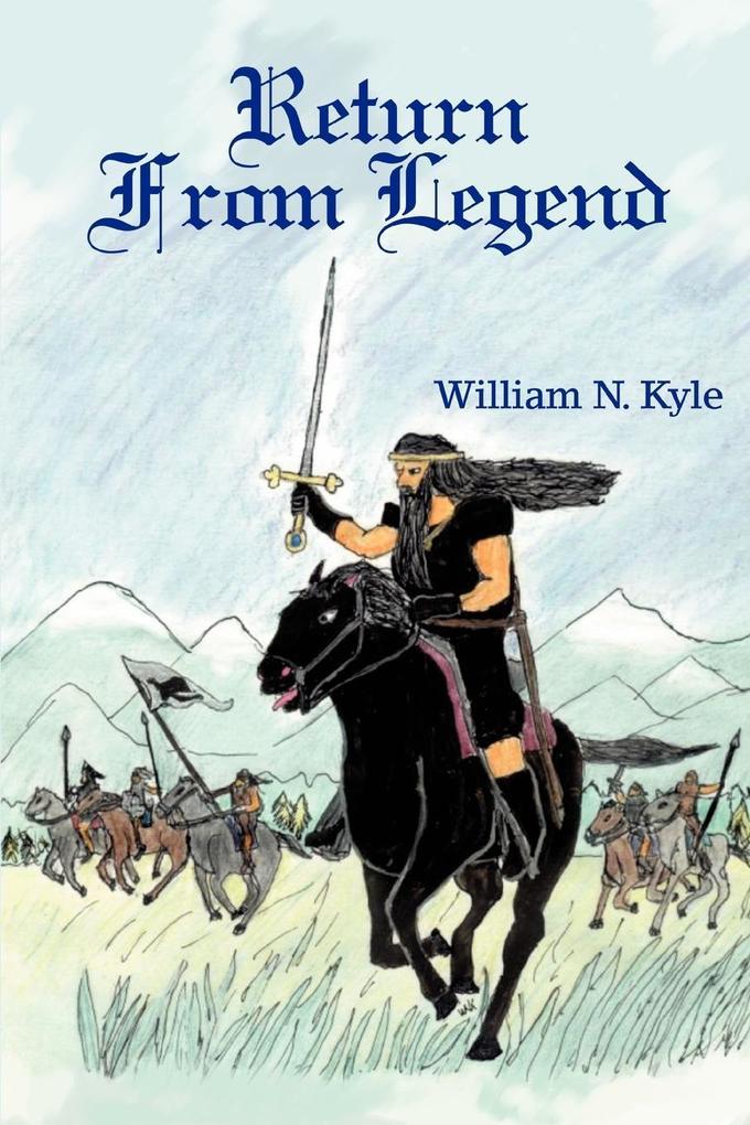 Return from Legend als Taschenbuch