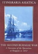 Second Burmese War als Taschenbuch