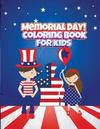 Memorial Day! Coloring Book for Kids