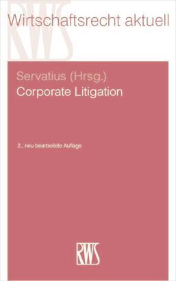 Corporate Litigation als eBook epub