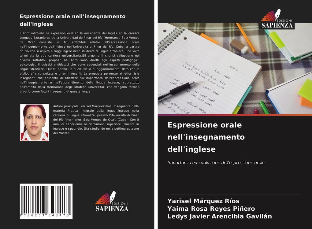 Espressione orale nell'insegnamento dell'inglese als Taschenbuch