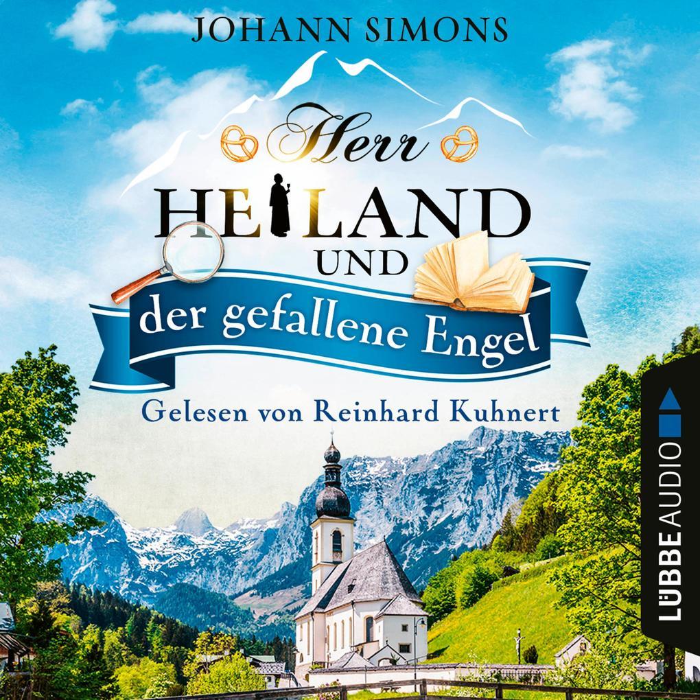 Herr Heiland und der gefallene Engel - Herr Heiland, Folge 2 (Ungekürzt) als Hörbuch Download