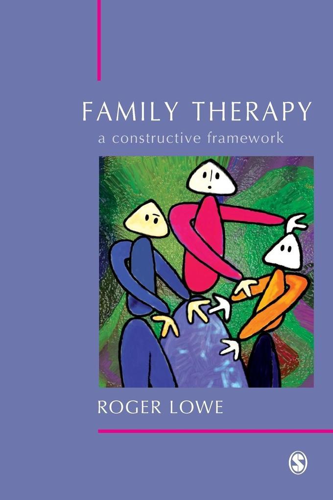 Family Therapy als Taschenbuch