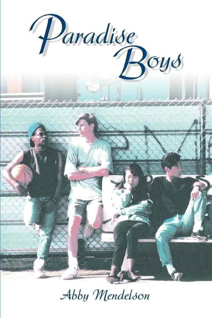 Paradise Boys als Taschenbuch