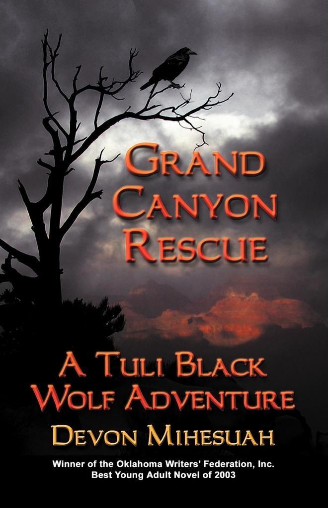 Grand Canyon Rescue als Taschenbuch