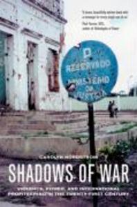 Shadows of War als Taschenbuch