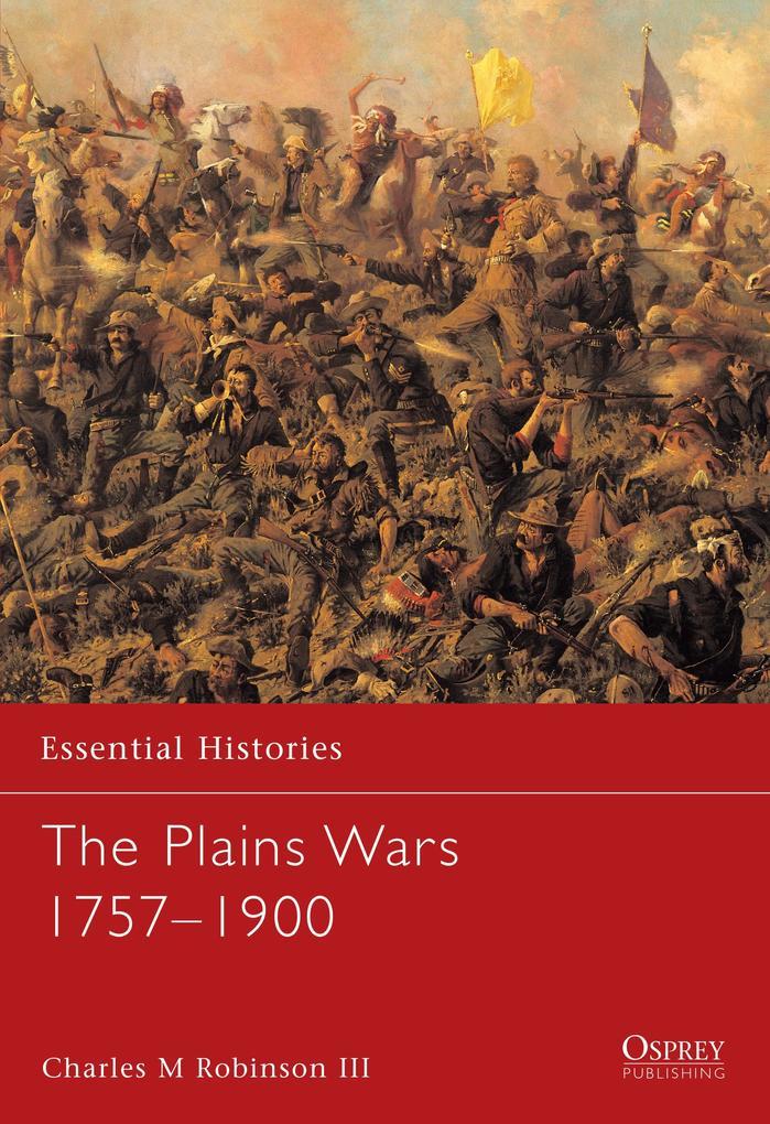 The Plains Wars 1757-1900 als Taschenbuch