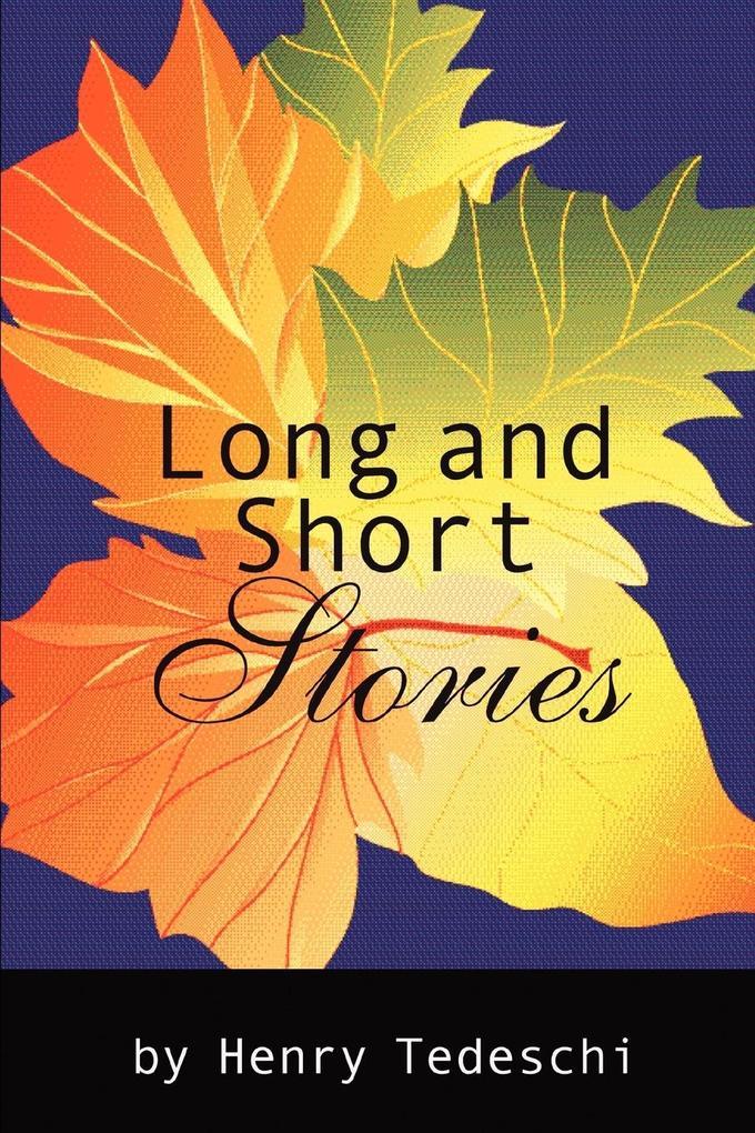 Long and Short Stories als Taschenbuch