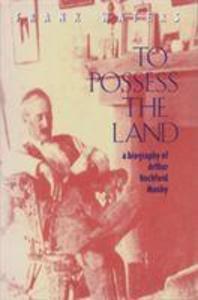 To Possess The Land als Taschenbuch