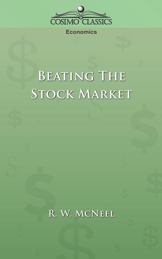 Beating the Stock Market als Taschenbuch