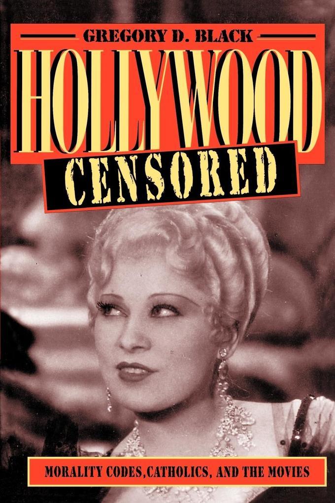 Hollywood Censored als Taschenbuch