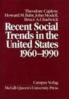 Convergence or Divergence?: Comparing Recent Social Trends in Industrial Societies
