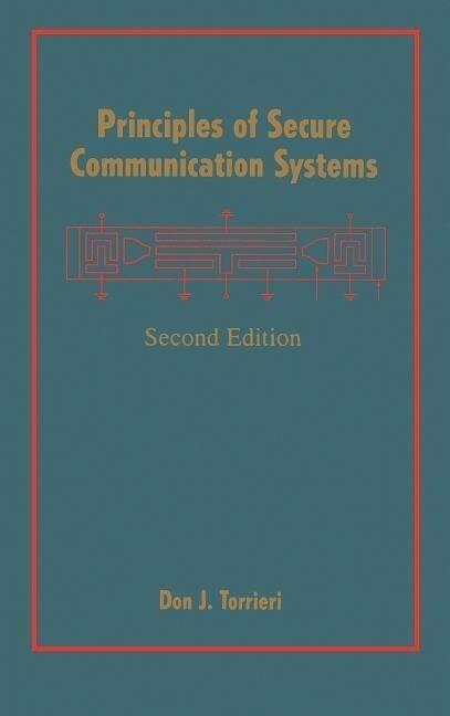 Principles of Secure Communication Systems als Buch (gebunden)