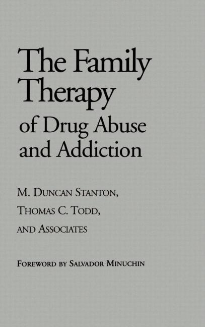 Family Therapy of Drug Abuse and Addiction als Buch (gebunden)