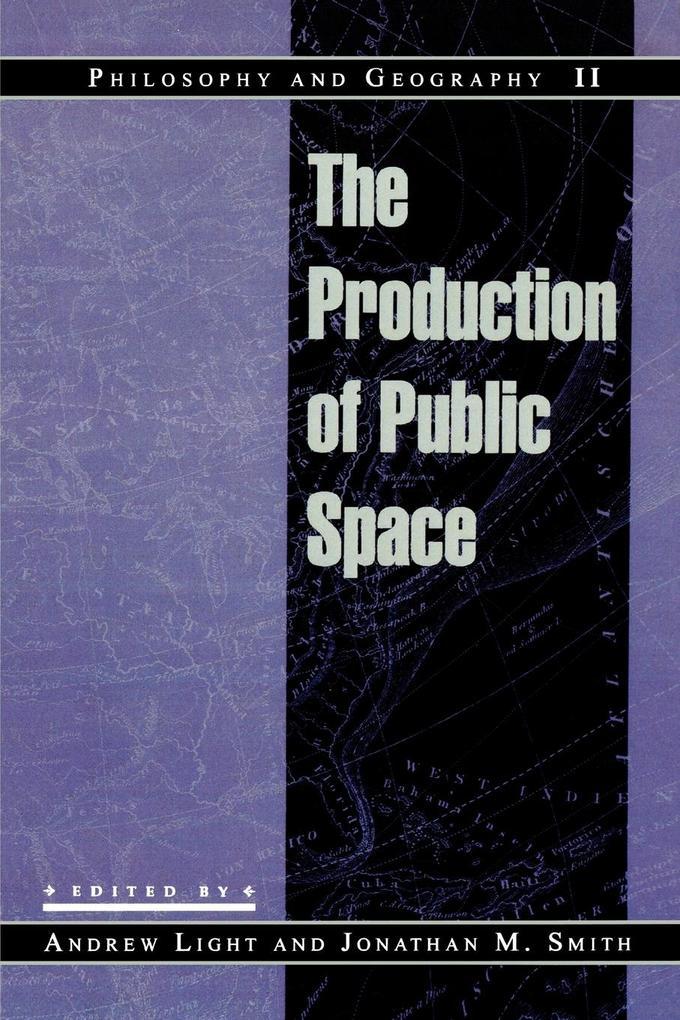Philosophy and Geography II als Taschenbuch