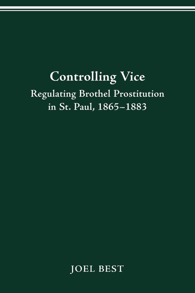 CONTROLLING VICE als Taschenbuch