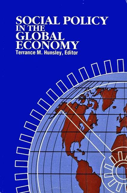 Social Policy in the Global Economy als Taschenbuch