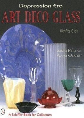 Depression Era Art Deco Glass als Buch (gebunden)
