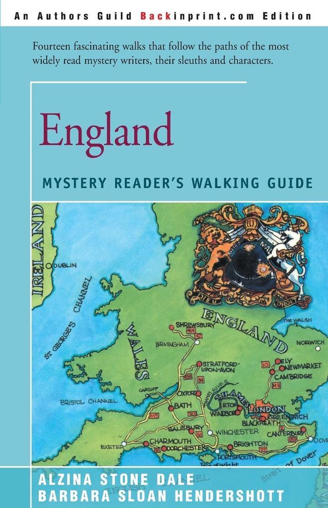 Mystery Readers Walking Guide als Taschenbuch